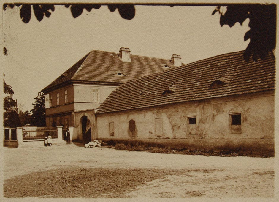 Mlčechvosty 1907