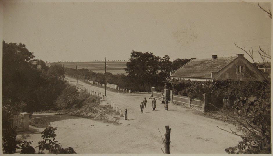 Mlčechvosty 2. 9. 1907 - foto Václav Kratochvíl